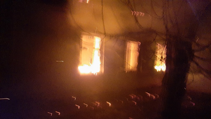 20 человек остались без жилья из-за пожара в Сретенском районе