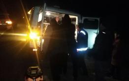 В ДТП на трассе Хабаровск – Чита пострадал мужчина