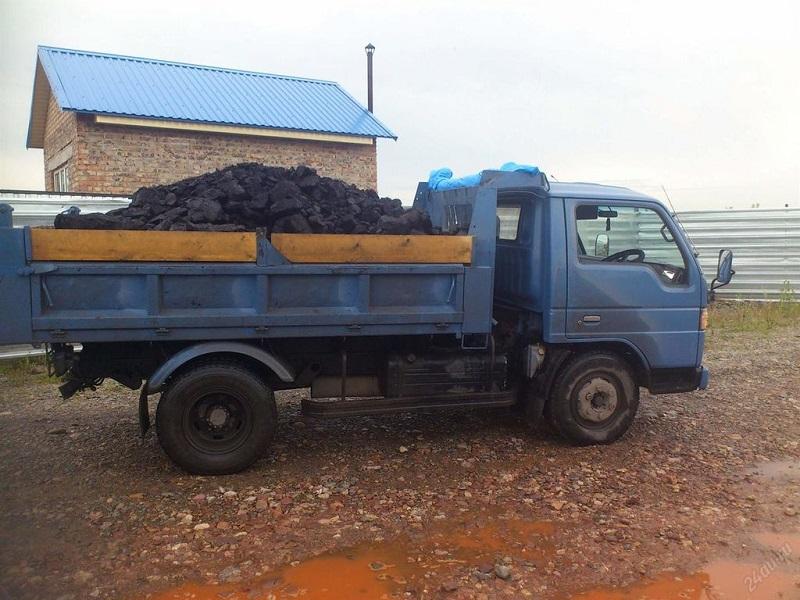 Владельцы частных домов в Краснокаменском районе не могут закупить уголь на местном разрезе