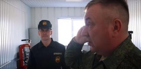 Минные поля генерала Гурулева: в Чечне и в Забайкалье