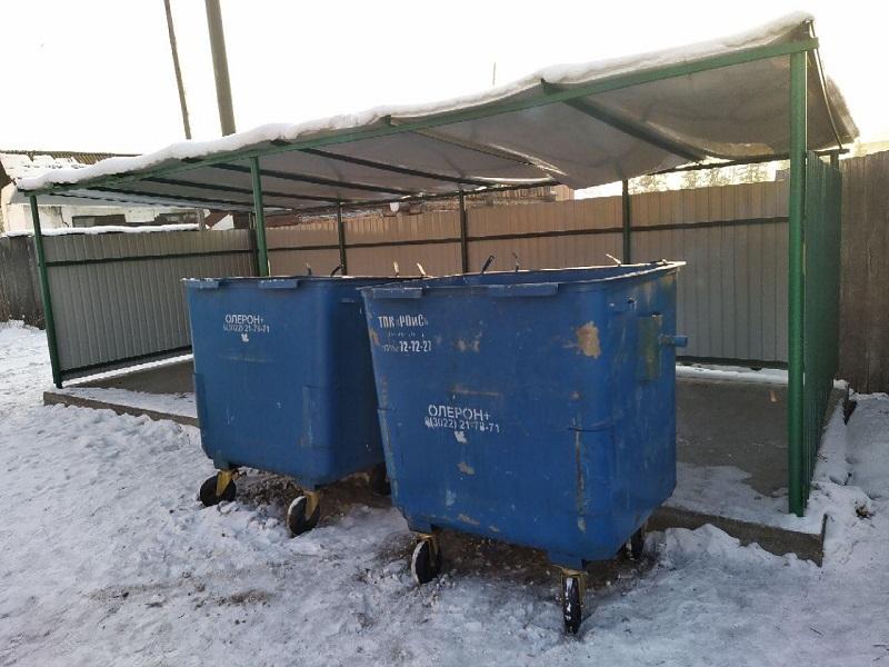 Красночикойцы столкнулись с первыми проблемами мусорной реформы