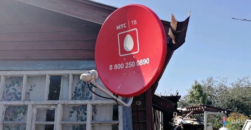 Жители отдаленных сел Забайкалья остались без телевизионных антенн, обещанных государством