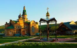 Введенный из-за коронавируса карантин сняли в женском монастыре в Забайкалье
