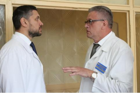 «Дело врачей»: Подробности задержания главы Забайкальской краевой клинической больницы