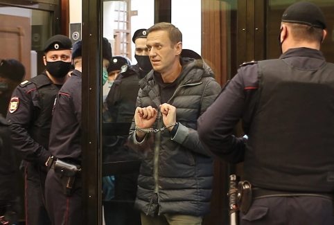 Суд назначил реальный срок Алексею Навальному