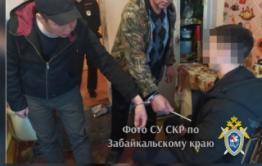 Житель Хилка, обвиняемый в убийстве соседки, задержан