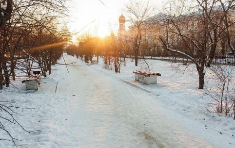 В эти выходные в Забайкалье будет тепло