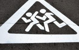 В Краснокаменске водитель сбил первоклассника, который после этого скончался
