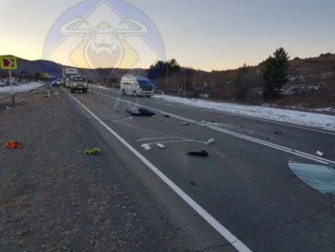 Два человека погибли в ДТП на федеральной трассе «Амур»
