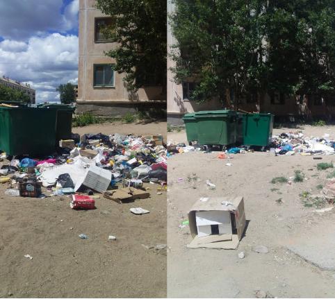 Жители Забайкальского поселка недовольны работой «Олерон+»