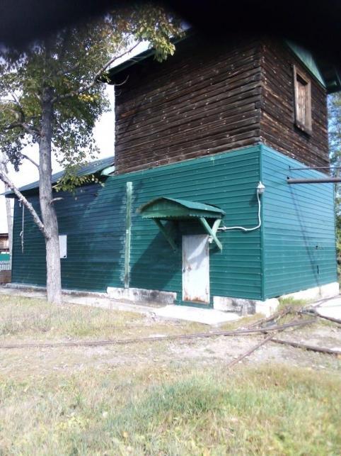 Жители мкр. Противочумная станция Читы остались без водокачки