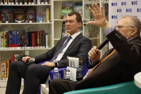 Путин назначил врио Хабаровского края и отправил в отставку Фургала