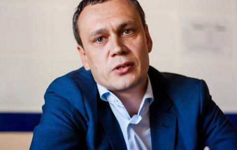 Дмитрий Кочергин занял пост вице-губернатора Самарской области