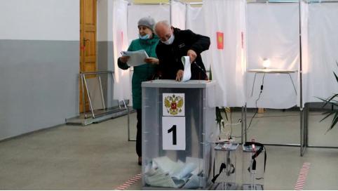 В Забайкалье объявили победителей на выборах в Государственную Думу