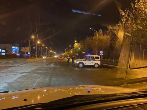 Грузовик 13 октября насмерть сбил 22-летнего парня на пешеходном переходе в Чите