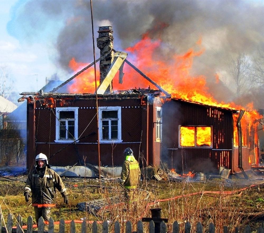 21-летний забайкалец сжег людей, которые были должны ему 3 тысячи рублей