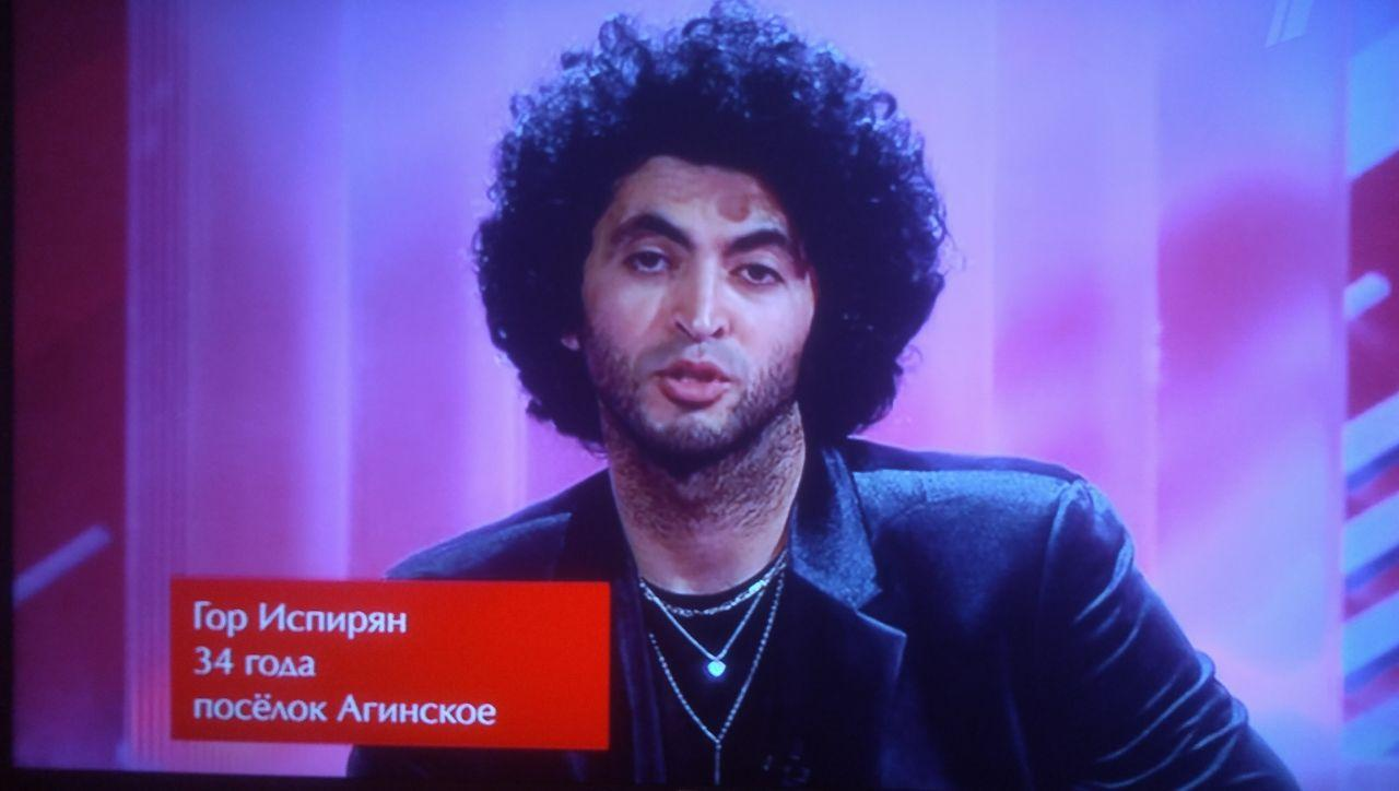 Певец из Забайкалья выступит во втором этапе на шоу «Голос»