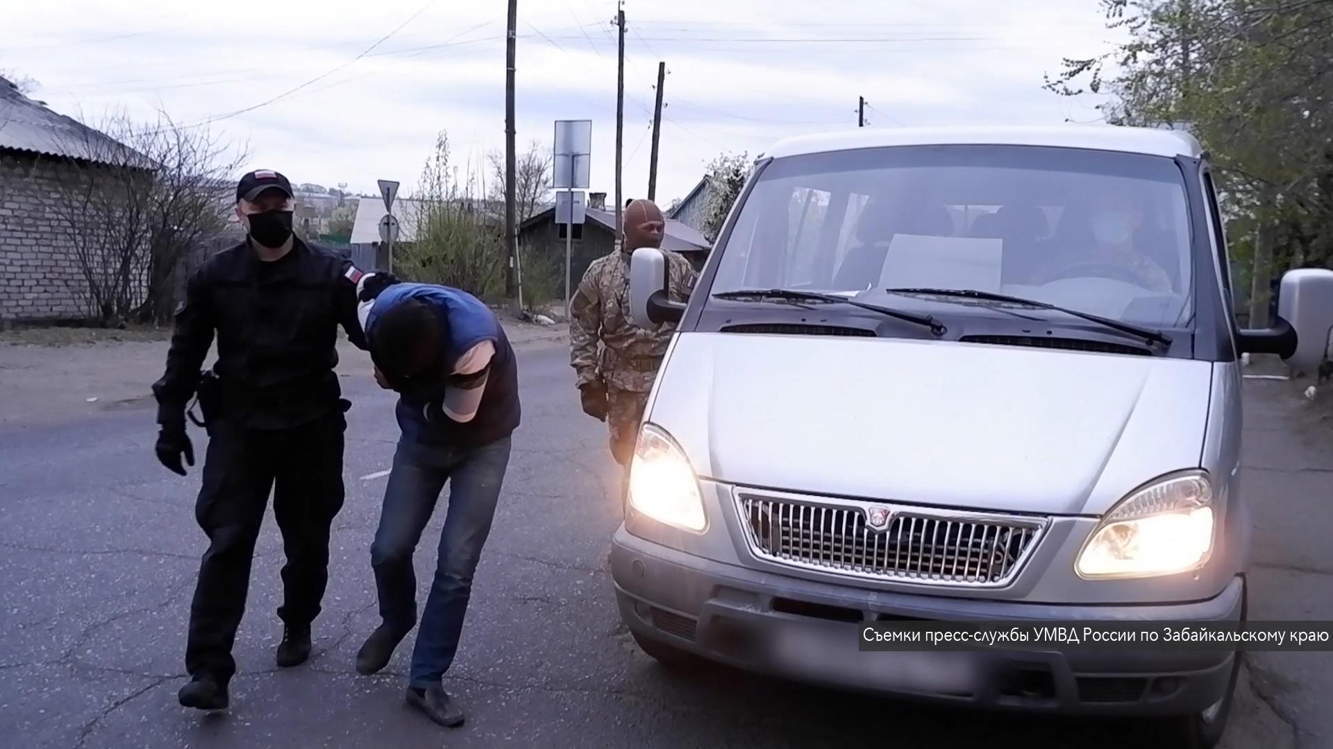 Два читинца похитили человека, избивали и издевались над ним более 10 дней