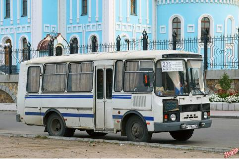Забайкалец украл выручку у водителя автобуса