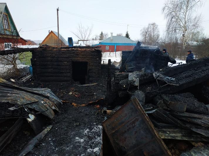Забайкалец получил срок за то, что сжег дом вместе с его хозяином