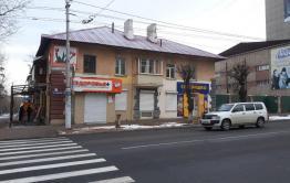 Пристройка на тротуаре к дому на Бутина, 91 будет ликвидирована