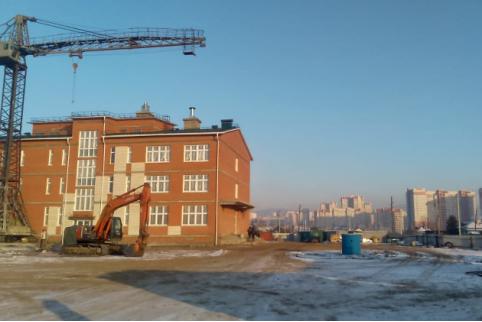 Из-за нехватки специалистов из КНР продлен срок ввода в эксплуатацию школы в Чите