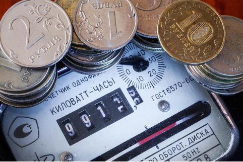 Россиян ждет повышение тарифов на электроэнергию на 5 %