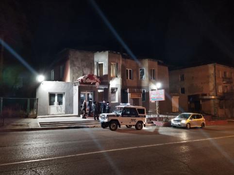 Силовики накрыли несколько читинских баров, работающих по ночам вопреки запрету