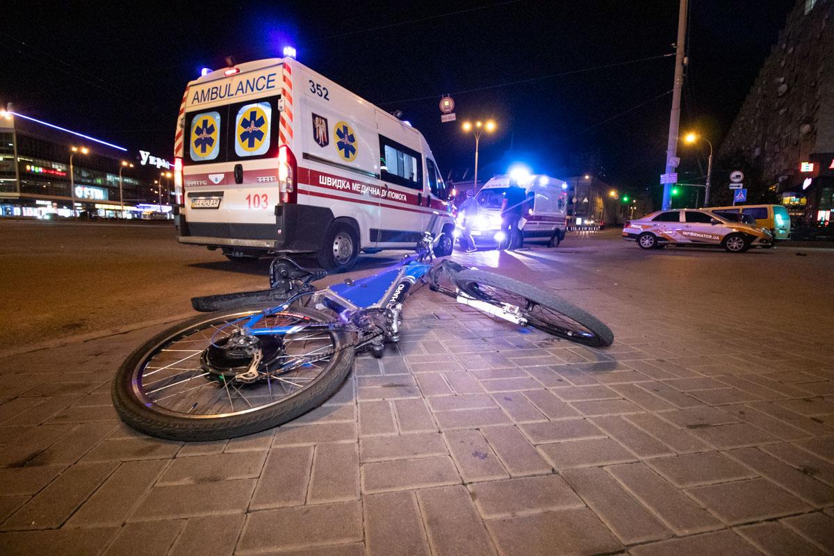 В Забайкалье водитель насмерть сбил велосипедиста и получил 5 лет колонии
