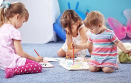 16 проектов детских садов разработают в 2020 году в Забайкалье