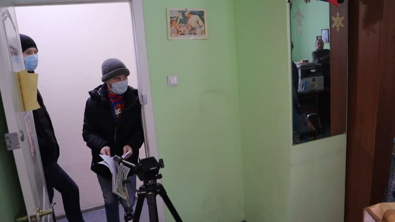Читинские навальнята нагрянули с претензиями в «Вечорку»