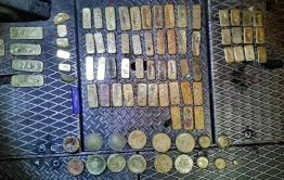 Золото на более чем 140 миллионов рублей пытались вывезти из Забайкалья в товарнике