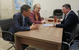 В Чите состоялась конференция с участием звезды «Жить Здорово» Андрея Продеуса