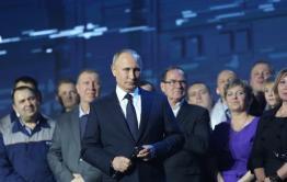 Путин предложил давать материнский капитал за первого ребенка