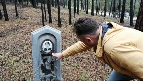Вечорка ТВ: Нашли странное старое кладбище в забайкальской тайге