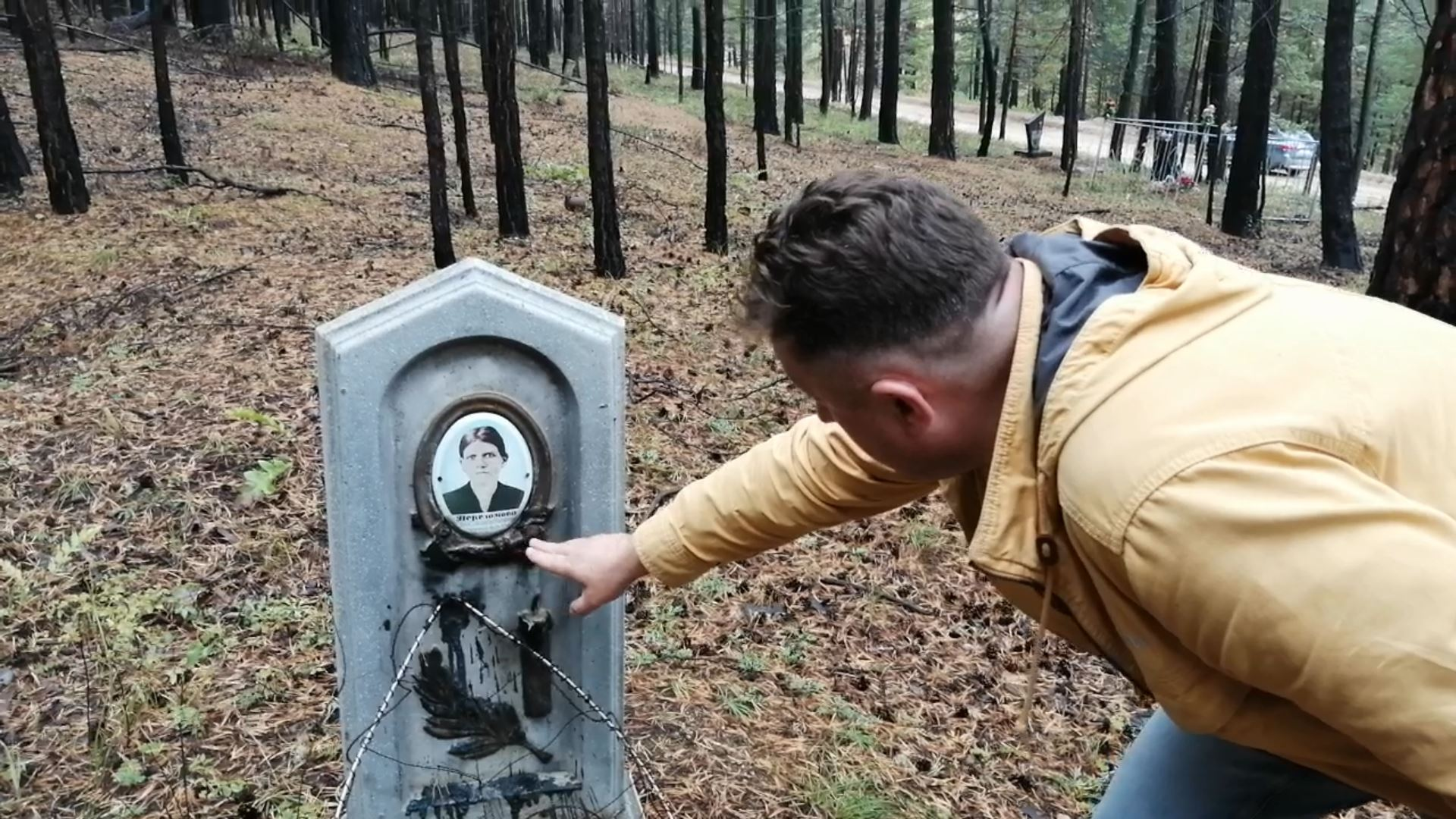 «Вечорка ТВ»: Нашли странное старое кладбище в забайкальской тайге