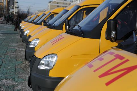 В Забайкалье закупят более двух тысяч школьных автобусов