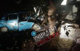Пассажир жигулей погиб в ДТП в Краснокаменске