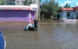 Власти Читы готовятся к возможным паводкам с 1 по 3 августа