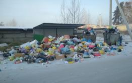 Первые поражения мусорного оператора: свалки вернулись на улицы Читы
