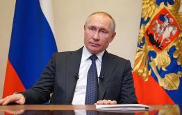 Перенос голосования по поправкам в Конституцию и неделя выходных — что сказал Путин россиянам в своем обращении из-за коронавируса