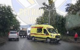 Водитель сбил женщину с двумя детьми на пешеходном переходе в Чите