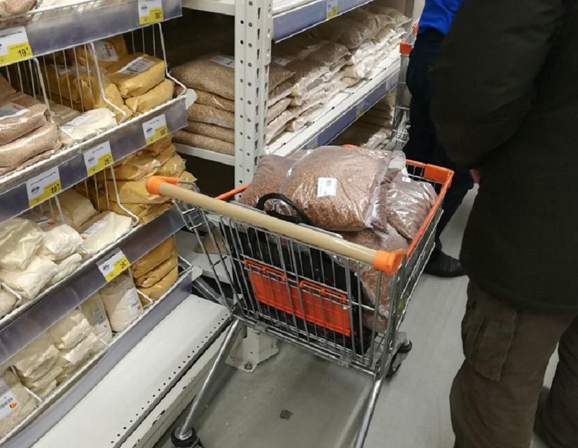 Гречки в магазинах Забайкалья хватит на два месяца