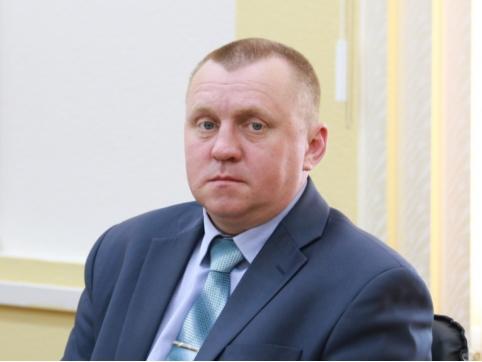 Сергея Немкова утвердили на должность министра природных ресурсов Забайкалья