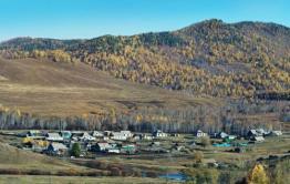 В селе Верхняя Талача нет света четвертый день
