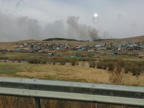 Начало пожароопасного периода в Забайкалье прогнозируют в первых числах апреля