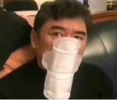 Из-за коронавируса в Китае дефицит медицинских масок. В ход пошли женские прокладки больших размеров.