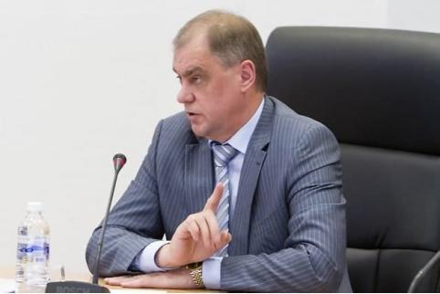 Скачков уволен с должности начальника ЗабЖД