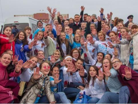 Осипов поздравил студентов Забайкалья