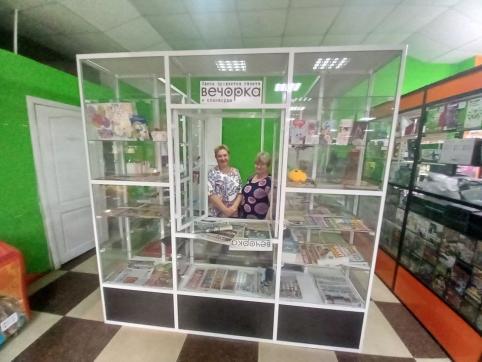 Очередной киоск «Вечорки» открылся на КСК в Чите